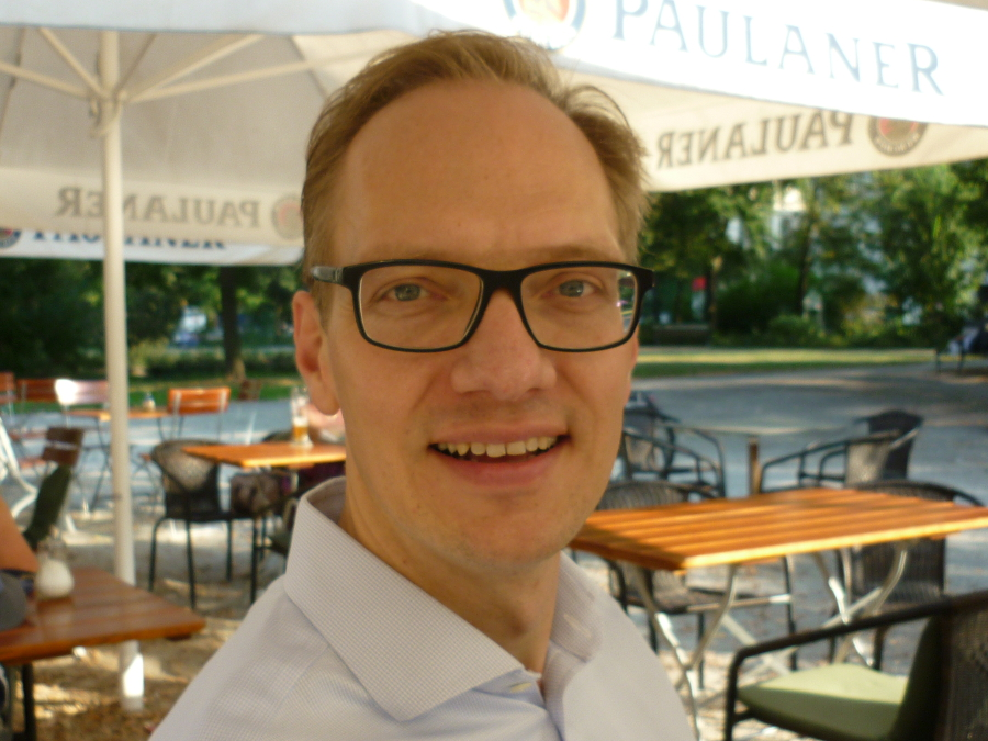 Bezirksstadtrat Carsten Spallek